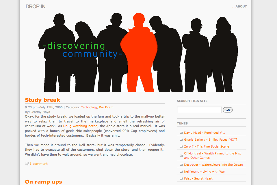 discovering-community