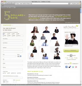5dollarsin5days.com Landing Page