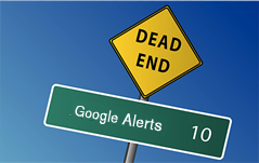 Google Alerts May Be Dead