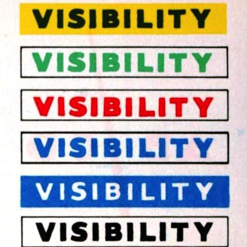 Color Visibility in Presentations
